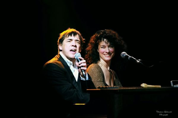 Yves Marchand et Isabelle Cyr